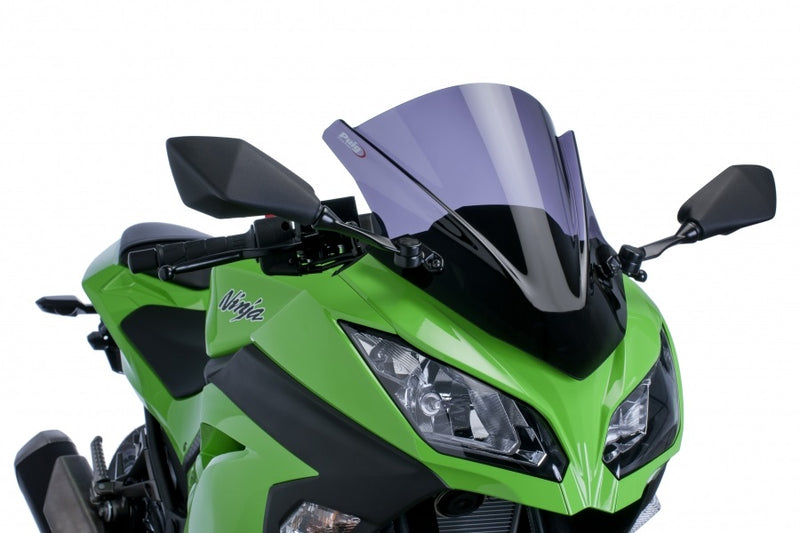 Puig Z Racing Windscreen for 2013-2015 Kawasaki Ninja 300