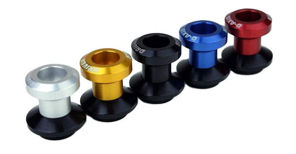 Driven Racing D-AXIS Swingarm Spools (Pair)