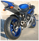 Graves Motorsports Carbon Slip On Exhaust System 2006-2015 Yamaha YZF R6