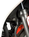 R&G Racing Radiator Guard for '11-'14 Honda CBR250R
