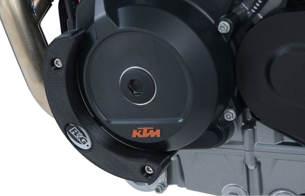 R&G Racing Engine Case Slider for '18-'19 KTM 790 Duke/LHS