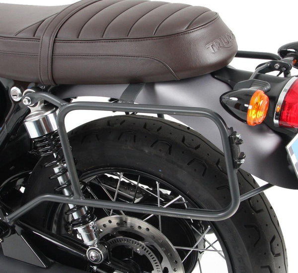 Hepco & Becker Side Carrier for 2016- Triumph Bonneville T120
