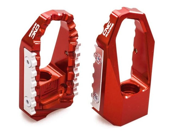 CNC Racing Touring Footpegs | Rider
