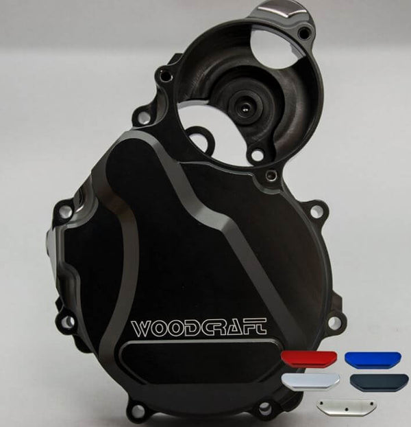 WoodCraft LHS Stator Cover For '06-'15 Suzuki GSXR 600/750