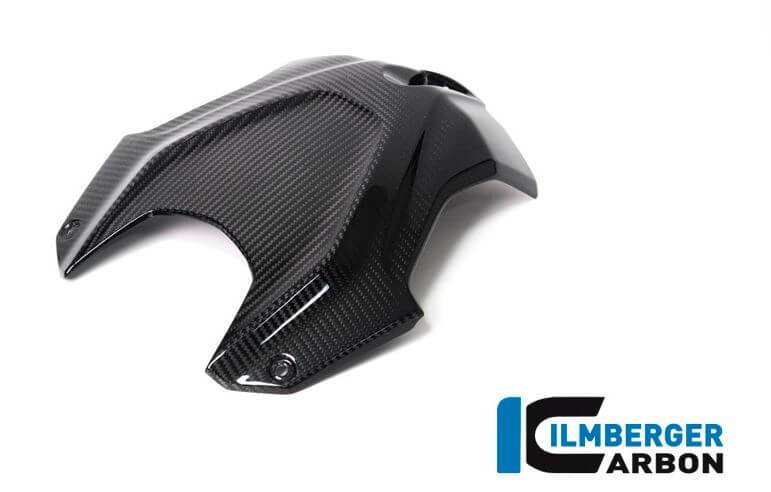 ILMBERGER Carbon Fiber Upper Tank Cover for Street '19-'20 BMW S1000RR