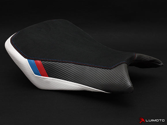 LuiMoto Motorsports Rider Seat Covers for 2015 BMW S1000RR