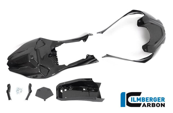 ILMBERGER Carbon Fiber Monoposto Rear Fairing for Street '19-'20 BMW S1000RR