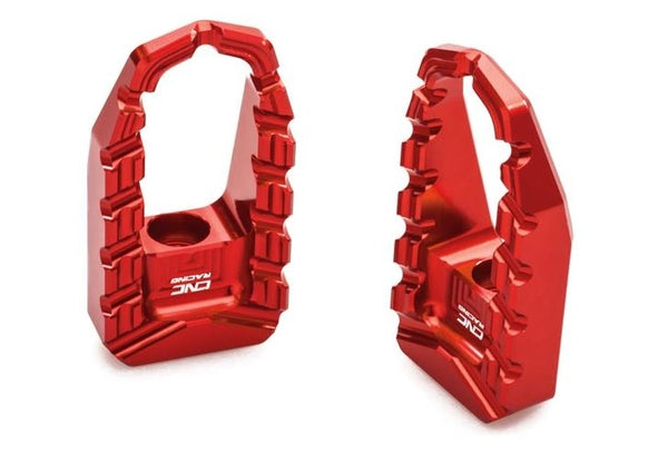 CNC Racing Easy Footpegs | Rider