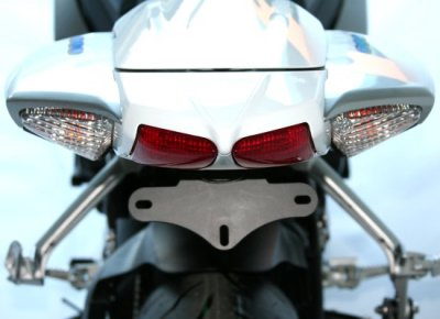 R&G Racing Tail Tidy / License Plate Holder 2008-2010 Suzuki GSXR 600/750