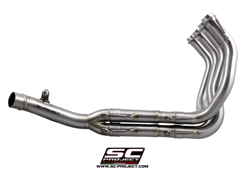 SC Project 4-2-1 Titanium/Stainless Exhaust Headers '17-'20 Kawasaki Z900