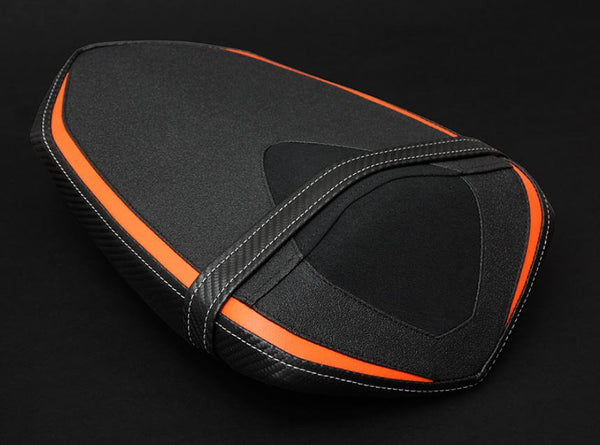 LuiMoto R Seat Covers 2014-2019 KTM 1290 Super Duke R | Passenger