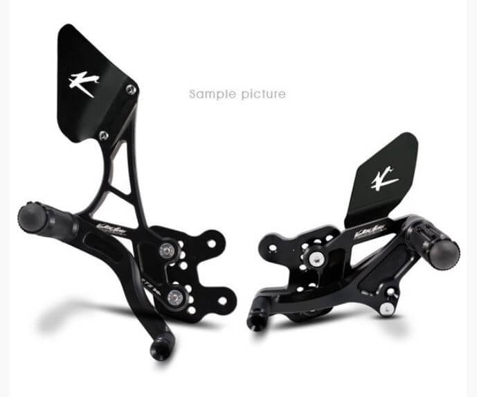 Valter Moto Type 1.5 Adjustable Rearsets 2017-2018 Yamaha R6