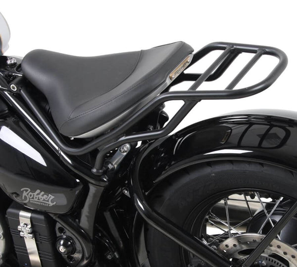 Hepco & Becker Rear Rack for 2017+ Triumph Bonneville Bobber