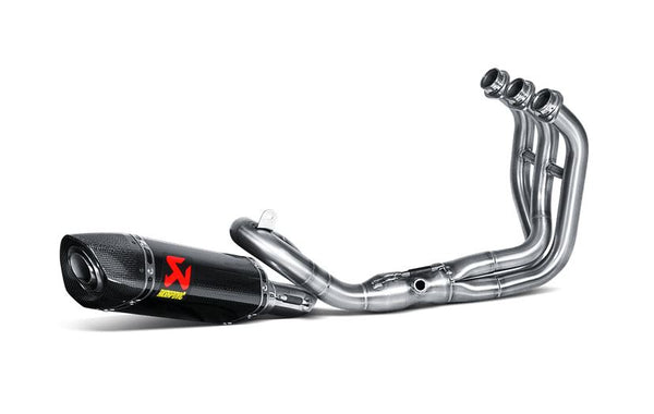 Akrapovic Racing Line (Carbon) Full Exhaust for Yamaha FZ-09/MT-09/XSR900/Tracer 900/GT