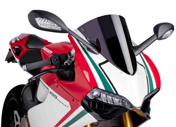 Puig Racing Windscreen for Ducati 899/1199 Panigale