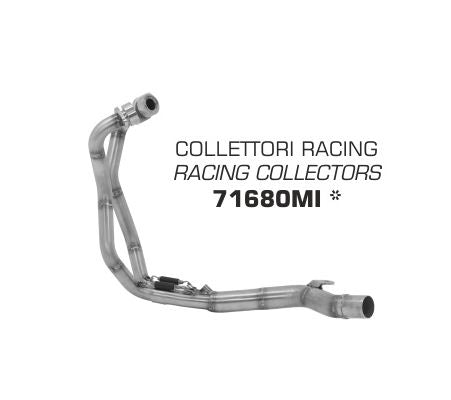 ARROW Racing Headers / Collectors for 2017-2018 Suzuki GSX250R | 71680MI
