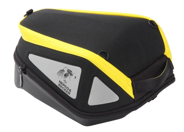 Hepco & Becker Royster Tank Bag | Yellow