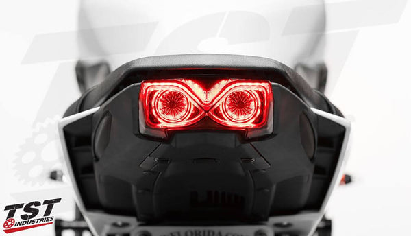 TST Industries LED Integrated Tail Light for 2017-2018 Yamaha FZ-09 / MT-09