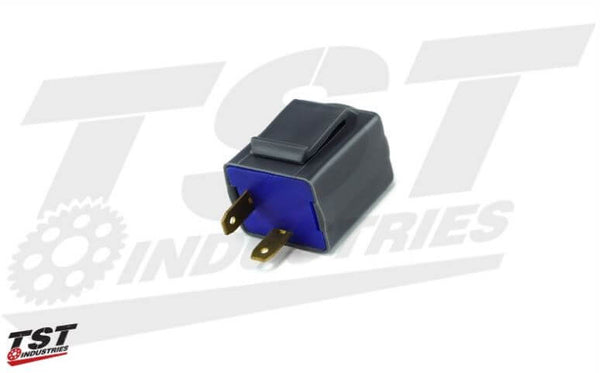 TST Industries 2 Pin LED Flasher Relay GEN2-F