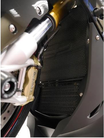 Evotech Performance Radiator + Oil Cooler Guard Set '10-'18 BMW S1000RR/HP4, '14-'20 BMW S1000R, '15-'19 S1000XR