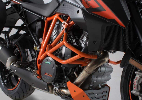 SW Motech Crash Bar Engine Guards '14-'19 KTM 1290 Superduke R, '17-'19 1290 Superduke GT
