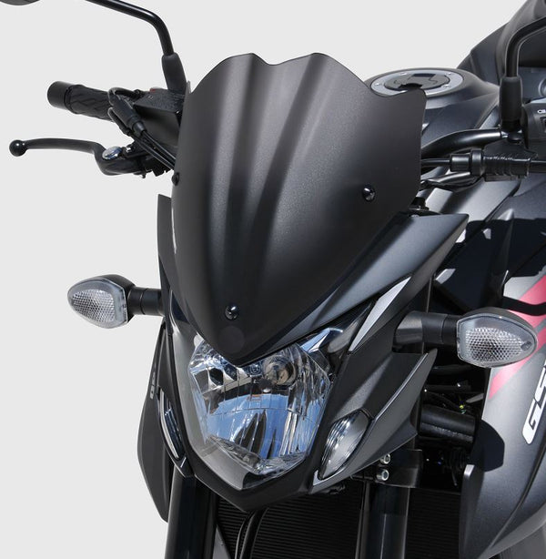 Ermax 30cm Sport Nose Screens / Windscreens for 2017-2018 Suzuki GSX-S750