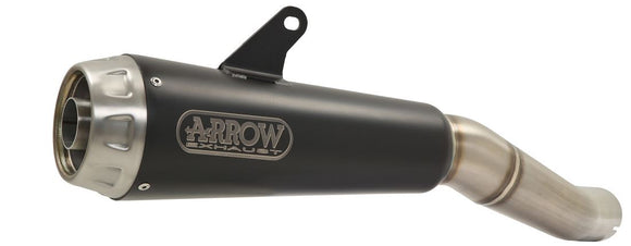 ARROW Pro-Race Slip-On Exhaust System for 2017-2018 Suzuki GSX-S750