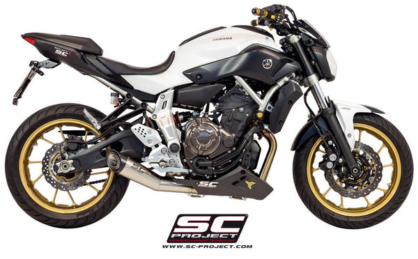 Aftermarket Performance Parts & Accessories Yamaha MT-07