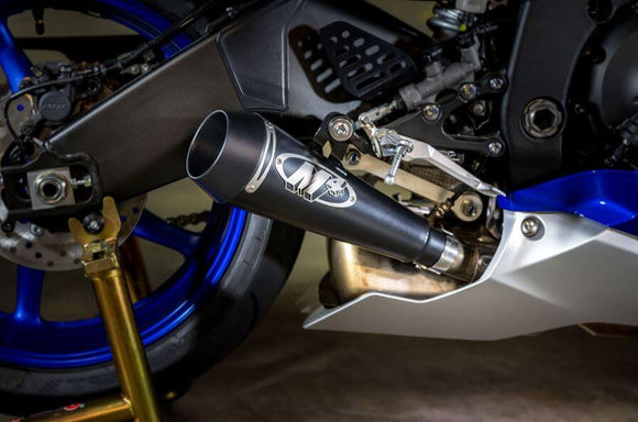 M4 GP Mount Slip On Exhaust System 2006-2018 Yamaha R6