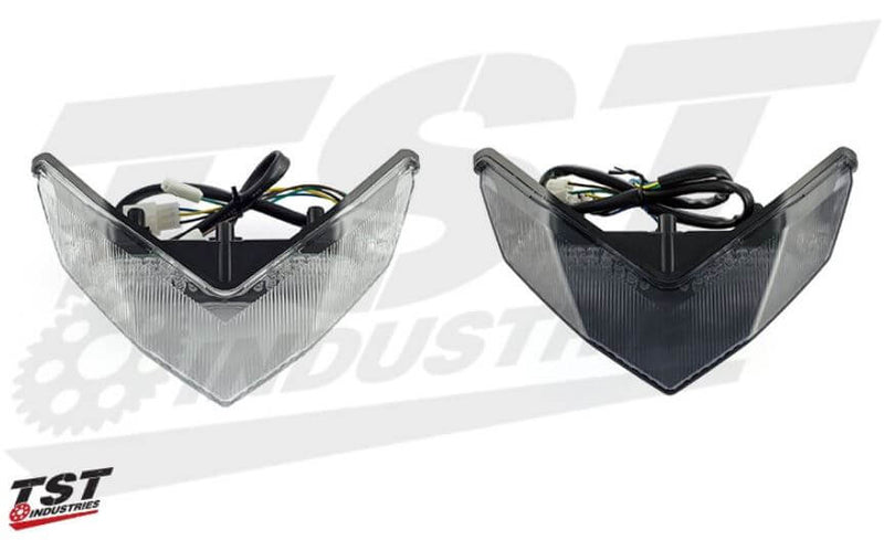 TST Industries LED Integrated Tail Light '13-'17 Kawasaki Ninja 300