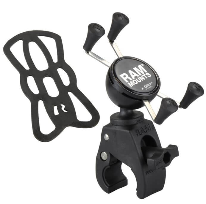 RAM X-Grip Phone Mount with RAM Snap-Link Tought-Claw
