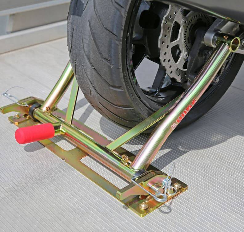 Pit Bull Trailer Restraint System '08-'14 Kawasaki Concours 14
