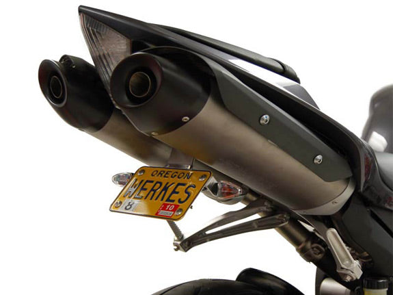Competition Werkes Fender Standard Eliminator Kit for 2007-2008 Yamaha YZF R1