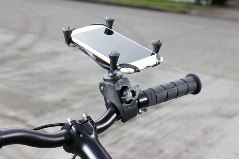 Copy of RAM X-Grip LARGE Phone Mount with RAM Snap-Link Tought-Claw