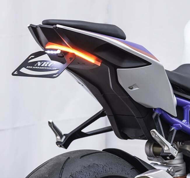 New Rage Cycles Fender Eliminator Kit 2020+ BMW S1000RR
