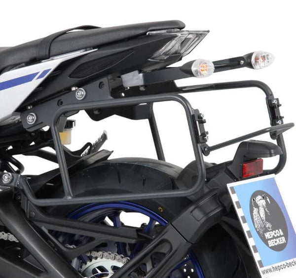 Hepco & Becker Lock-it Side Carrier '17+ Yamaha MT-09 / FZ-0