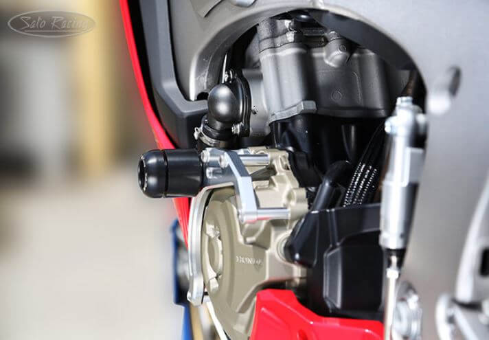 Sato Racing Engine Sliders '17-'18 Honda CBR1000RR/SP