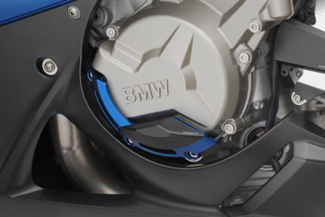Rizoma Left Side Engine Cover '09-'15 BMW S1000RR/HP4, '14-'15 S1000R, '15- S1000XR