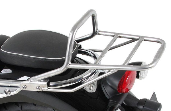 Hepco & Becker Chrome Rear Carrier for 2018- Triumph Bonneville Speedmaster