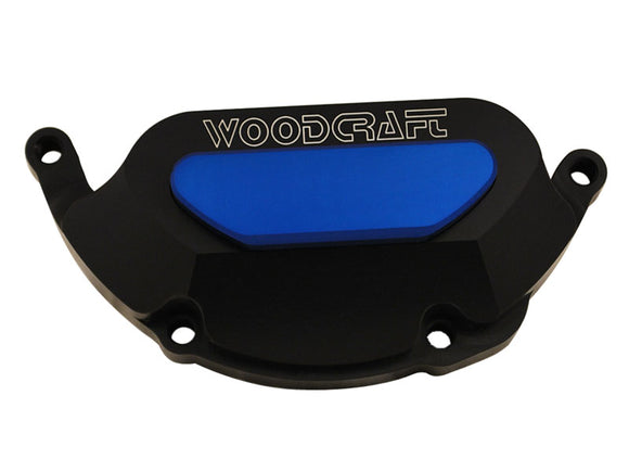 WoodCraft LHS Stator Cover Protector For 2006-2015 Suzuki GSXR 600/750