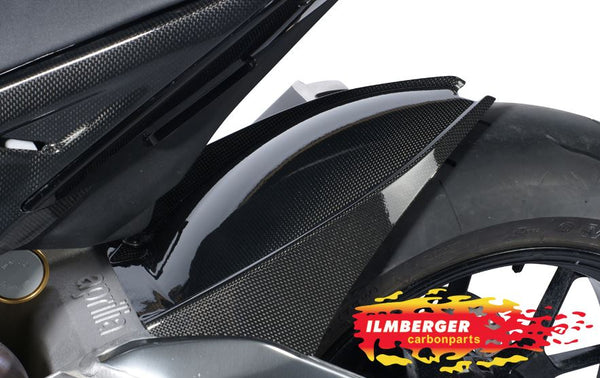 ILMBERGER Rear Hugger for '09-'16 Aprilia RSV4 (All Models) '11-'16 Tuono V4