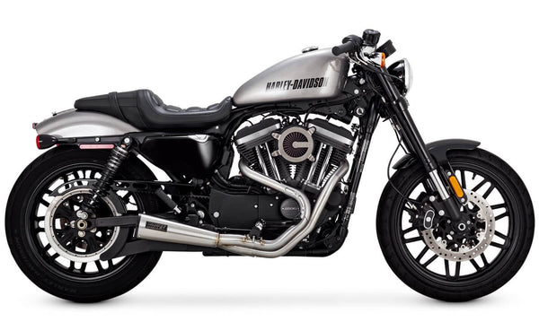 Vance & Hines Upsweep 2-into-1 Full Exhaust '04-'20 Harley-Davidson Sportster