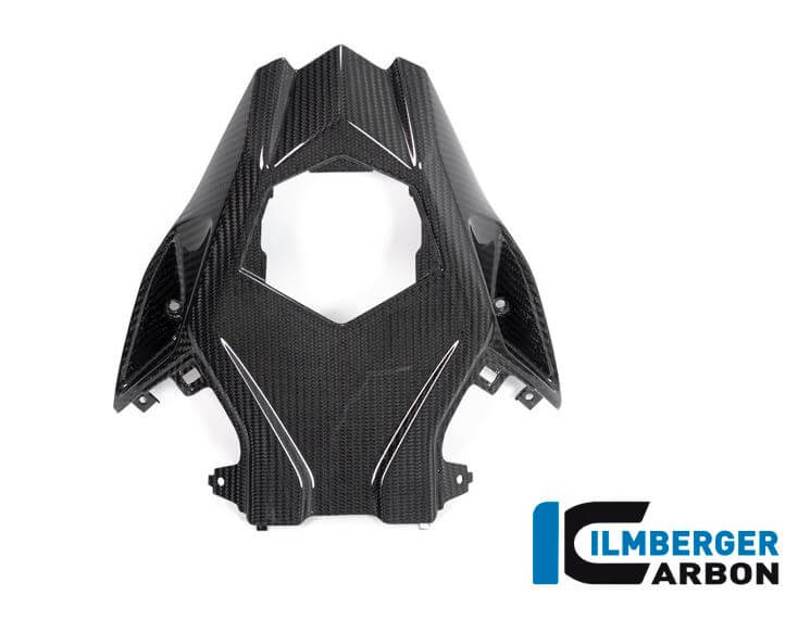 ILMBERGER Carbon Fiber Rear Undertray for Street '19-'20 BMW S1000RR