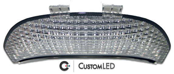 Custom LED Blaster-X Integrated LED Tail Light - Complete Unit '04-'07 Honda CBR1000RR
