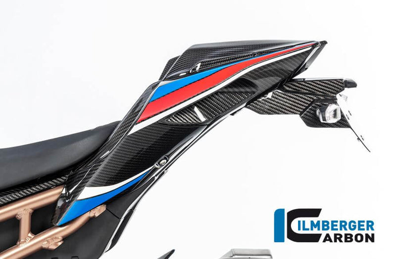 ILMBERGER Carbon Fiber Seat Unit (Left) for Street '19-'20 BMW S1000RR