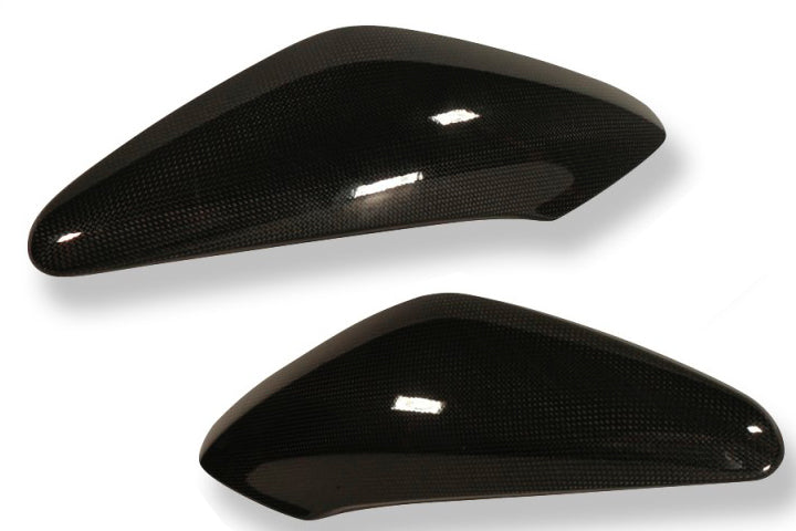 ILMBERGER Carbon Fiber Right+Left Side Panel 2011-2012 Triumph Speed Triple / R 1050