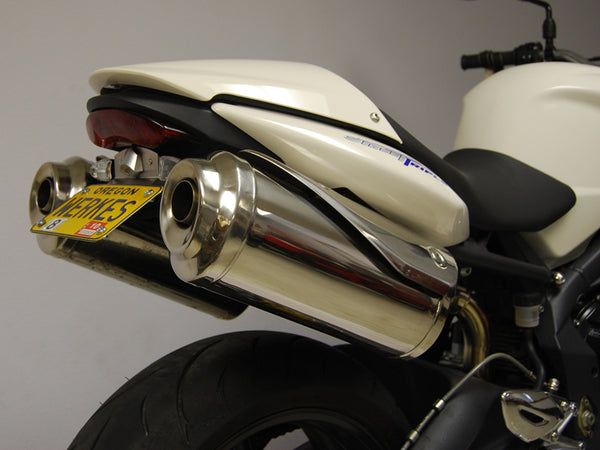 Competition Werkes Standard Fender Eliminator Kit 2007-2012 Triumph Street Triple / R