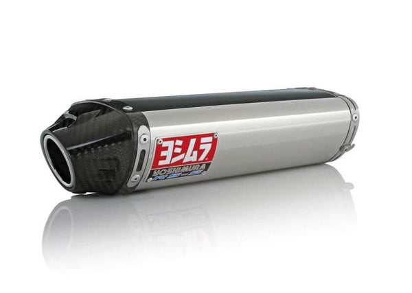 Yoshimura Street RS-5 Stainless w/Carbon Tip Slip-On Exhaust System '09-'20 Honda CBR600RR