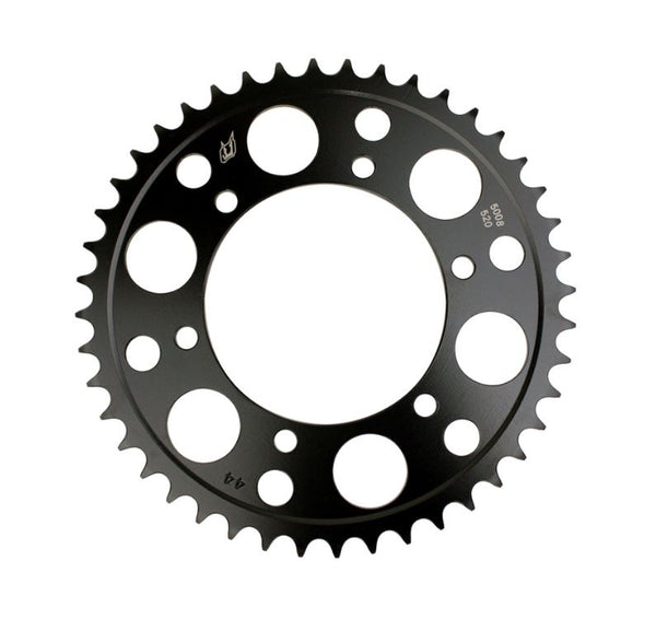 Driven Racing 520 Pitch Steel Rear Sprocket for Yamaha (check fitment chart)