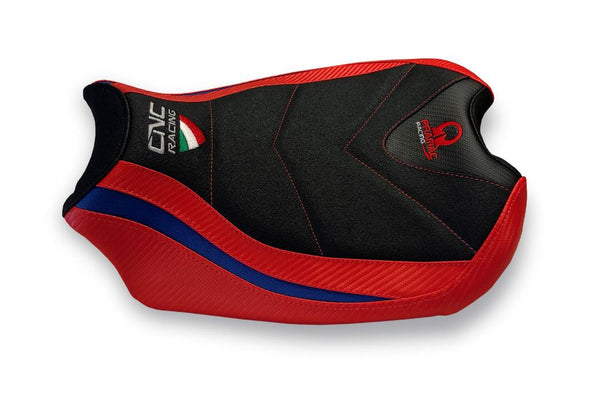 CNC Racing Pramac Racing Limited Edition Seat Cover - Ducati Panigale V2